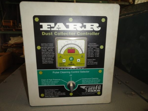 Farr GS-4 Used Cartridge Dust Collector - After-Filter-5208
