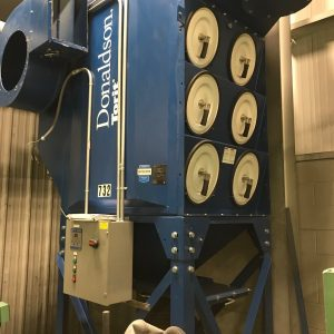 Donaldson Torit DFO 3-12 (5,000 CFM) Used Cartridge Dust Collector-0