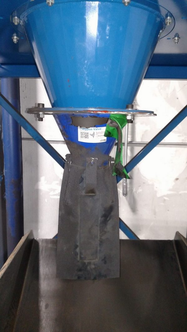 Donaldson Torit 30-15 (4,500 CFM) Used Cyclone Dust Collector-5179