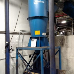 Donaldson Torit 30-15 (4,500 CFM) Used Cyclone Dust Collector-0
