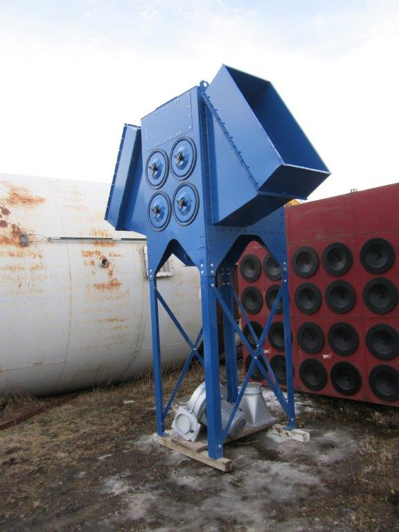 Donaldson Torit DF2-4 (2,000 CFM) Used Cartridge Dust Collector-5188