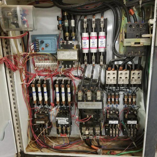 Control Panel Interior