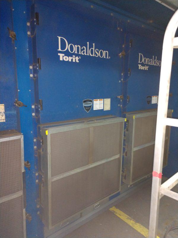 Donaldson Torit DWS