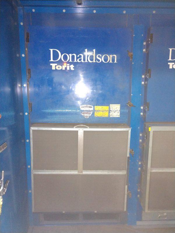Donaldson Torit DWS4 Front View