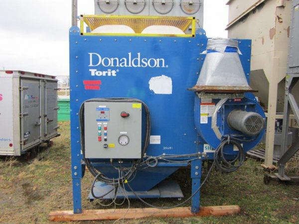 Control Panel for Donaldson Torit DFT 2-16
