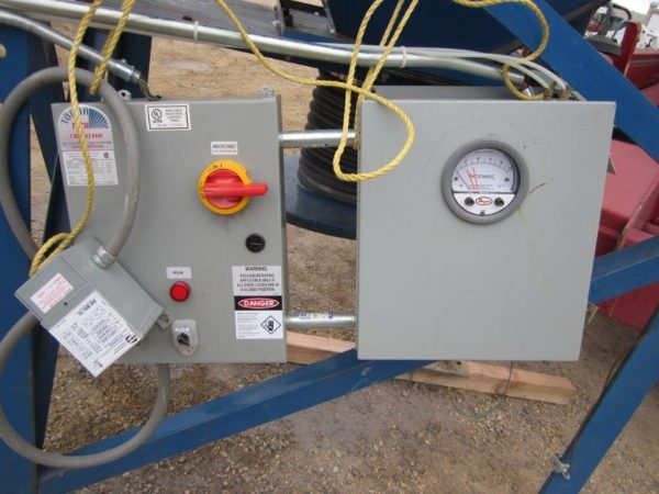 Control Panel for Donaldson Torit DFT 4-16