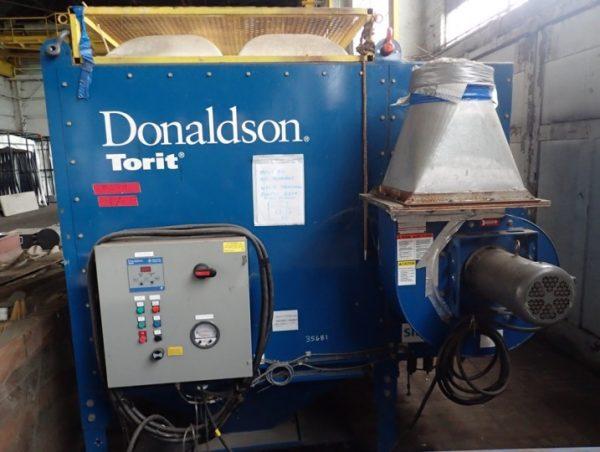 Donaldson Torit DFT 2-16 Panel