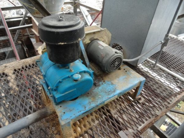Carter Day 124RF8 PD Pump