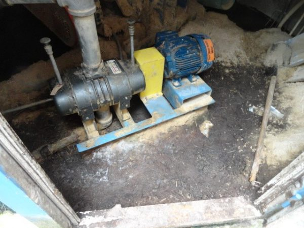Air Cure 376RF12 PD Pump