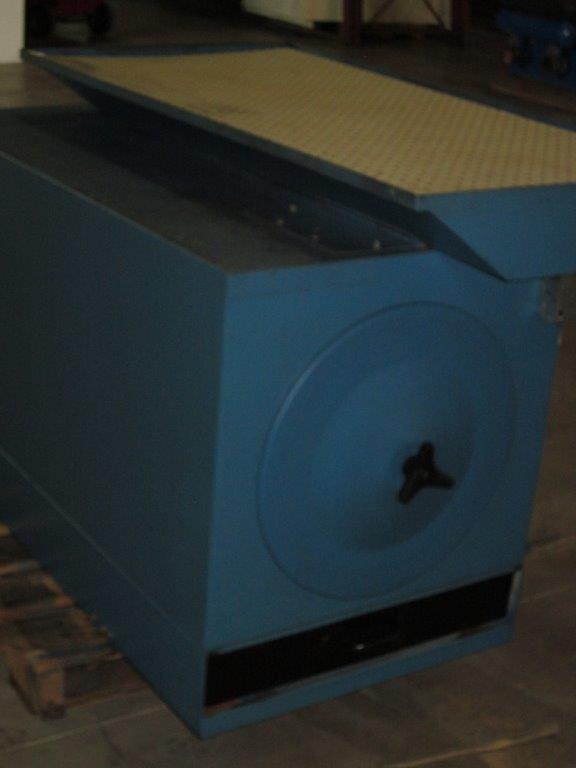 View of Cartridge for AirFlow Systems DTH-1700 Used Downdraft Table