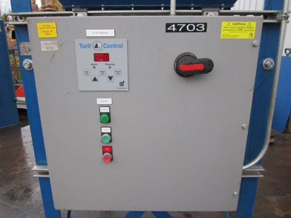 Donaldson Torit DFO 3-6 Control Panel